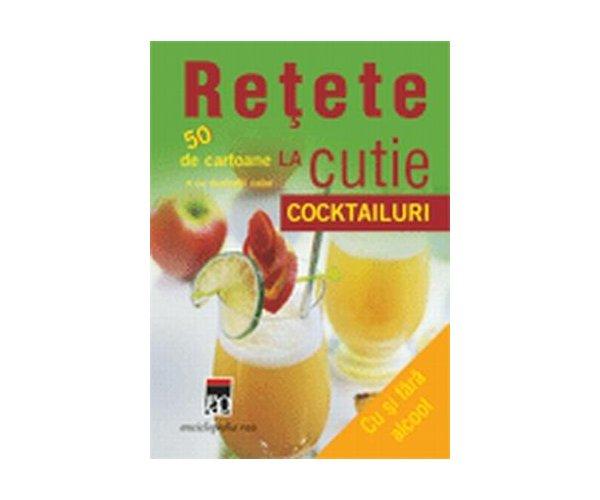 RETETE LA CUTIE - COCKTAILURI