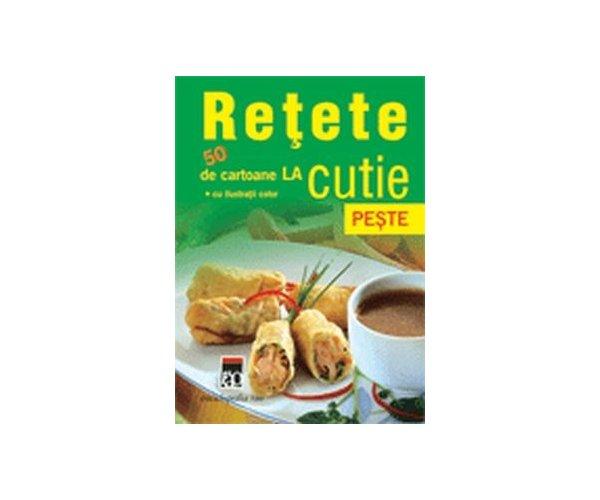 RETETE LA CUTIE -PESTE .