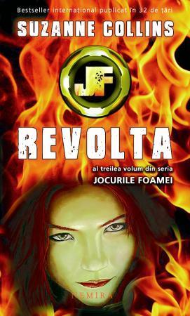 Revolta - Suzanne Collins