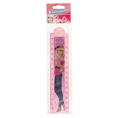 Rigla extensibila 30cm, Barbie