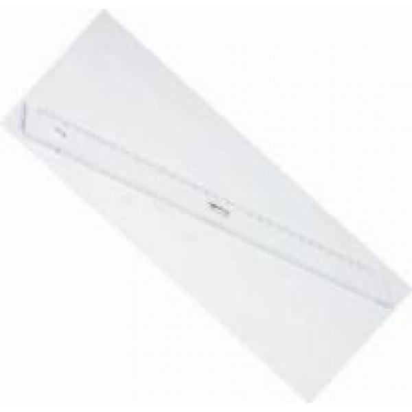 Rigla 30cm,plastic transparent