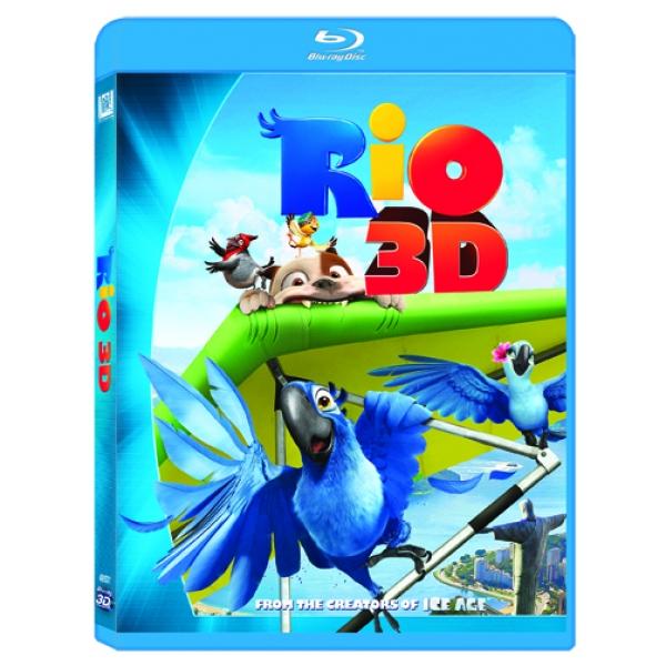 RIO 3D (BD) - RIO 3D (BD)