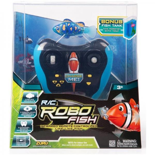 RoboFish RadioComand