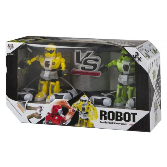 Robot ColorBaby,RC,boxori