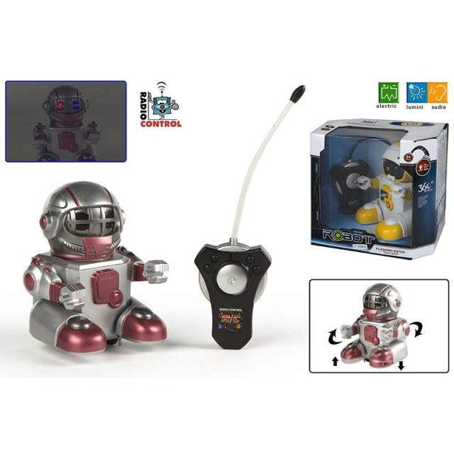 Robot ColorBaby,RC,sunet,lumini