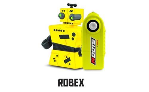 Robot mini Ninco,telecomanda,Enco