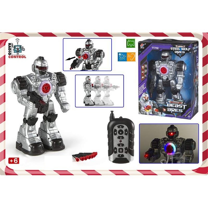 Robot RC,ColorBaby