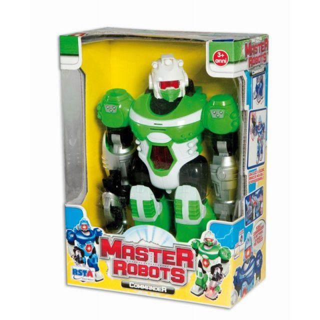 Robot Rstoys,verde