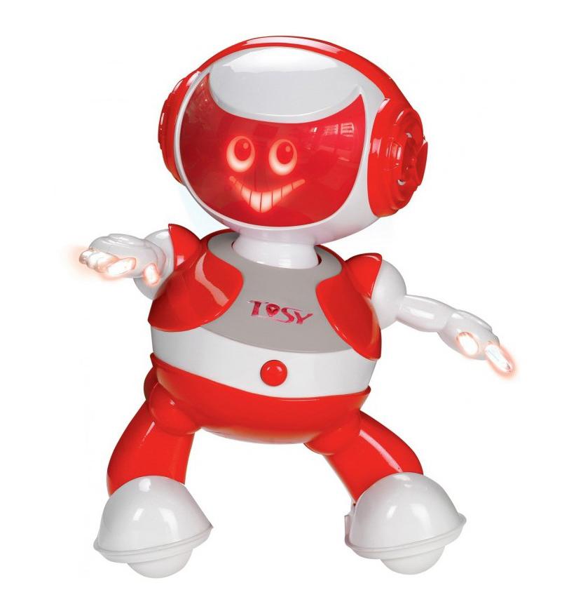 Robotel disco,interactiv,diverse culori