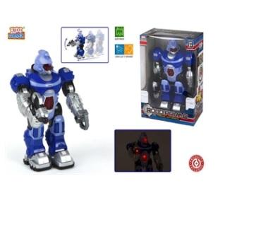 Robot,Kidzcorner,albastru