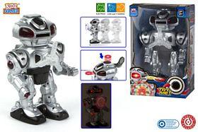 Robot,Kidzcorner,argintiu