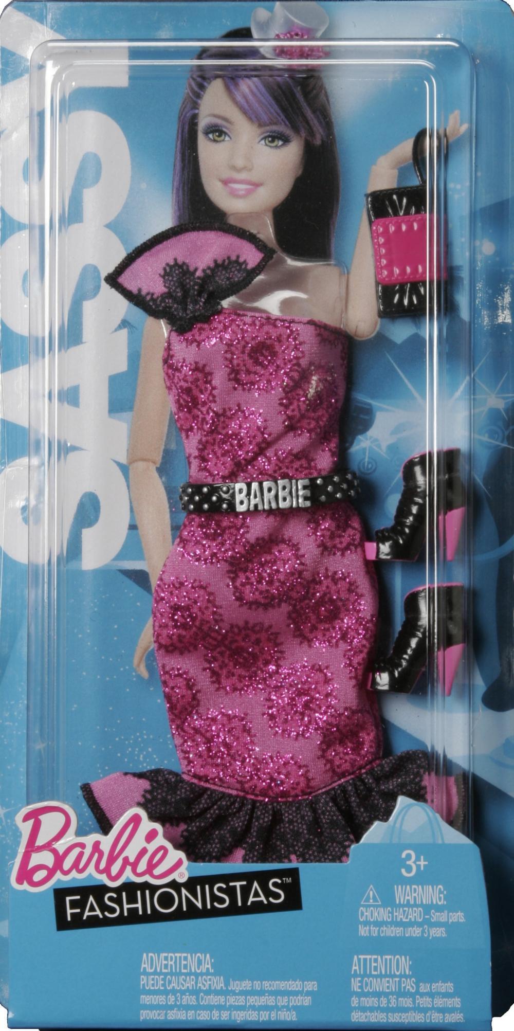 Rochii de seara Barbie, diverse modele