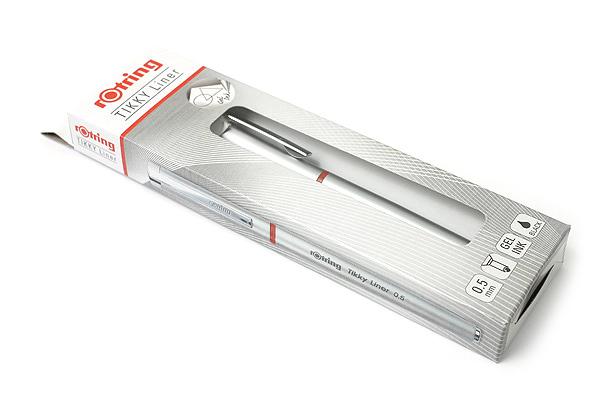 Roller Rotring Tikky Liner 0.3mm, negru