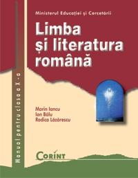 Romana manual clasa a X-a - Marin Iancu