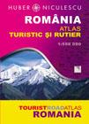 Romania-Atlas turistic si rutier