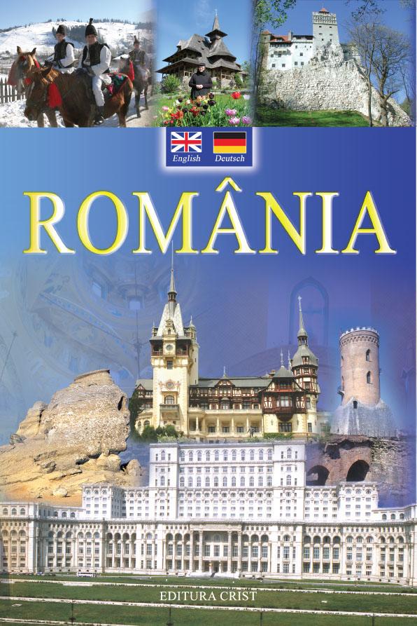 Romania: Engleza - Germana ( Coperta + 80 Pag. )