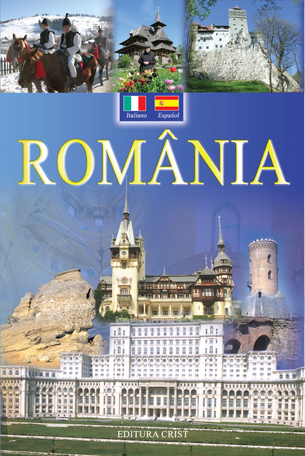 Romania: Italiana  - Spaniola  ( Coperta + 80 Pag. )