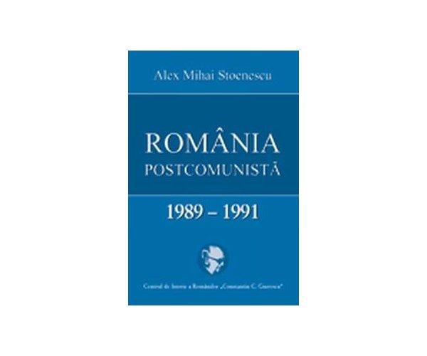 ROMANIA POSTCOMUNISTA 1 989 - 1991