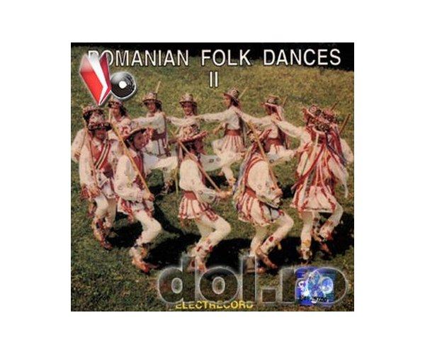 ROMANIAN FOLK DANCES II DANSURI ROMANEST