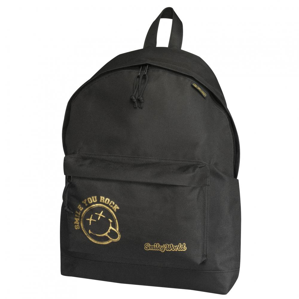 Rucsac Be.Bag Smiley World Golden Rock