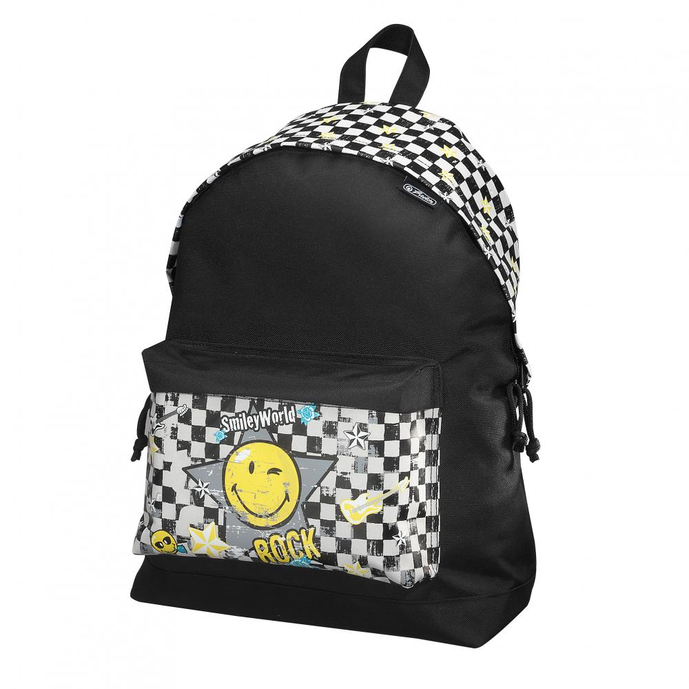 Rucsac Be.Bag Smiley World Scribble