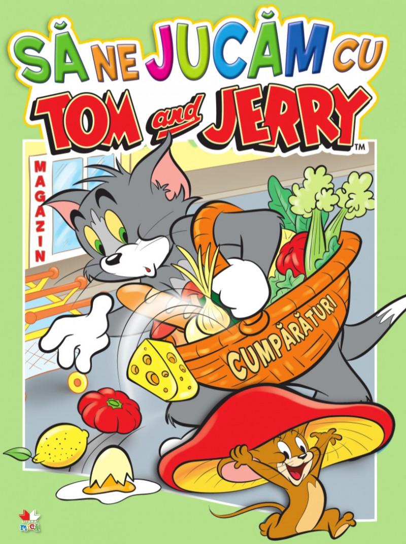 SA NE JUCAM CU TOM & JERRY