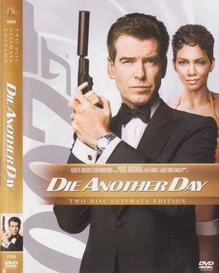 JB 20: 007 SA NU MORI A JB 20: DIE ANOTHER DAY