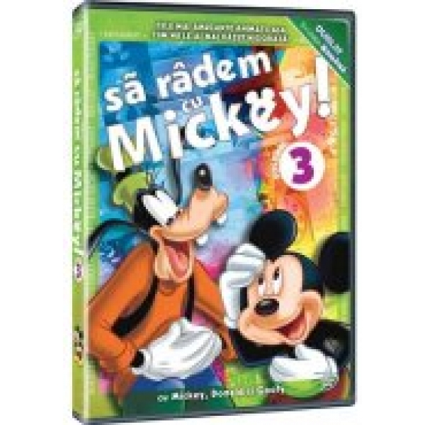 SA RADEM CU MICKEY VOL. 3 - MICKEY HAVE A LAUGH VOL. 3