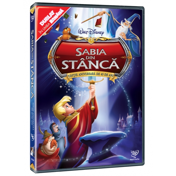 SABIA DIN STANCA SWORD IN THE STONE