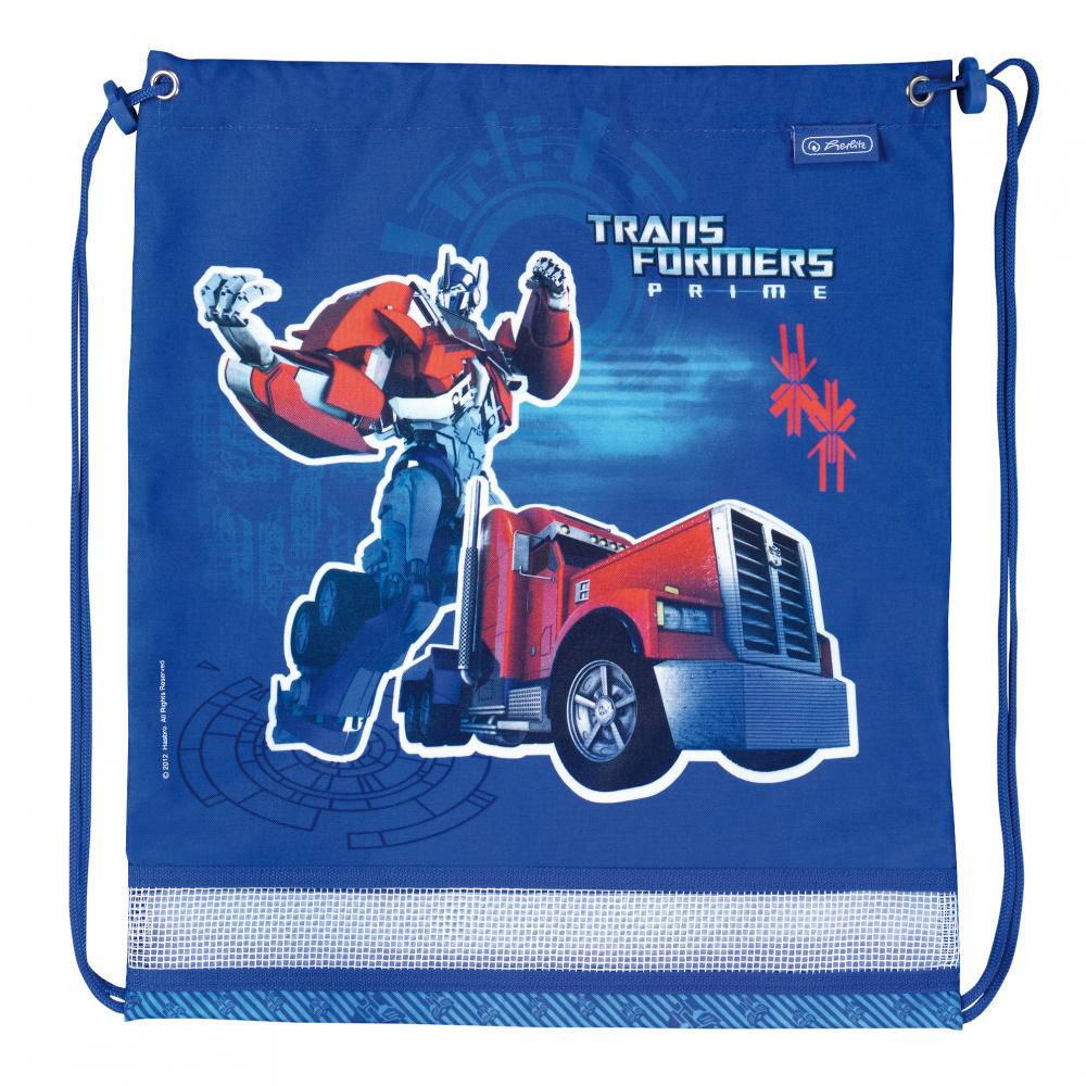 Sac sport Midi,33x38cm,Transformers