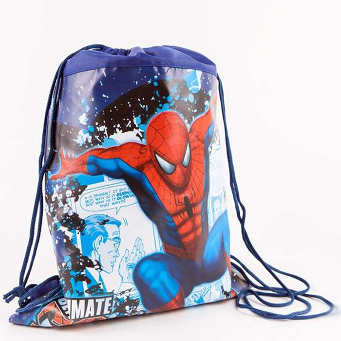 Sac sport, Spiderman