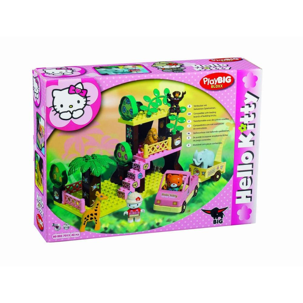 zzPLAY BIG HELLO KITTY SAFARI 42 CUBURI