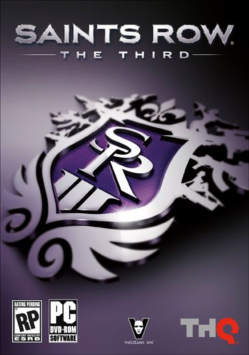 SAINTS ROW : THE THIRD PC
