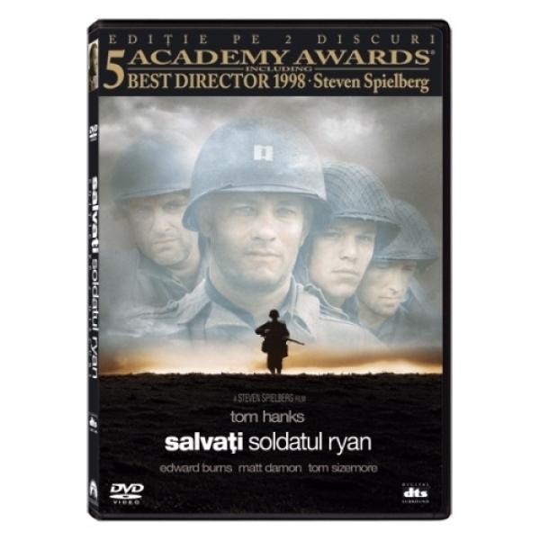 SALVATI SOLDATUL RYAN ANIV (2DVD) - SAVING PRIVATE RYAN ANIV (2DVD)