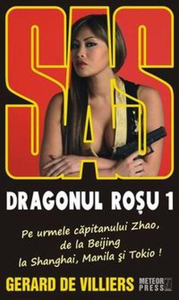 SAS 127: Dragonul rosu, volumul 1