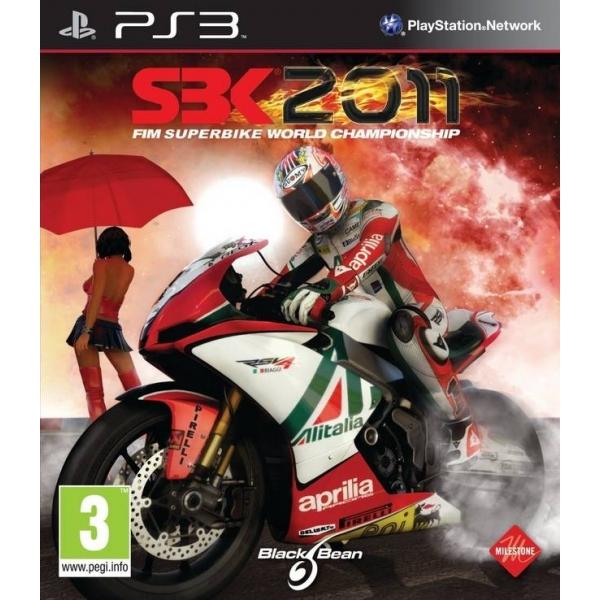 SBK 2011 - PS3