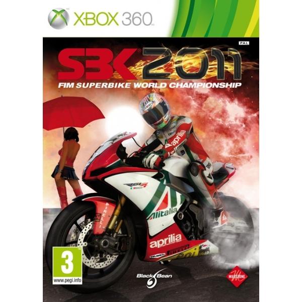 SBK 2011 - XBOX360