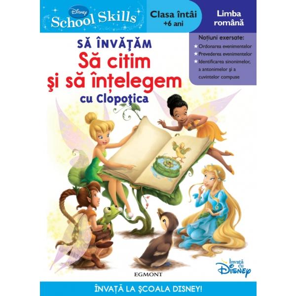 SCHOOL SKILLS + 6 ANI - SA INVATAM SA CITIM SI SA INTELEGEM CU CLOPOTICA