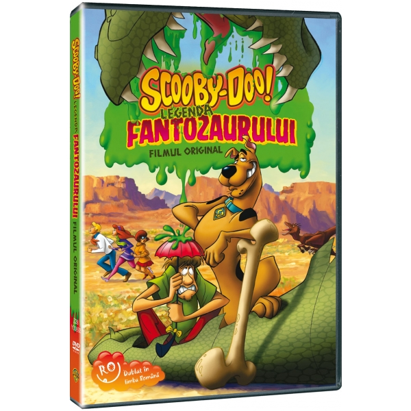 SCOOBY DOO: LEGENDA FANTOZAURULUI - SCOOBY DOO: LEGEND OF THE PHANTOSAUR