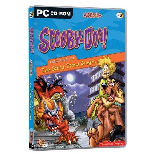 SCOOBY DOO THE SCARY STONE DRAGON PC