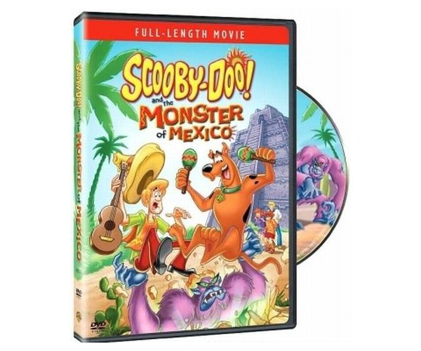 SCOOBY-DOO MONSTRUL DIN MEXICO