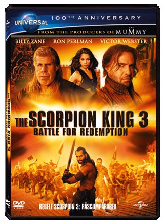 SCORPION KING 3 -REGELE SCORPION 3