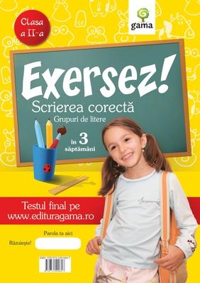 SCRIEREA CORECTA/ EXERSEZ
