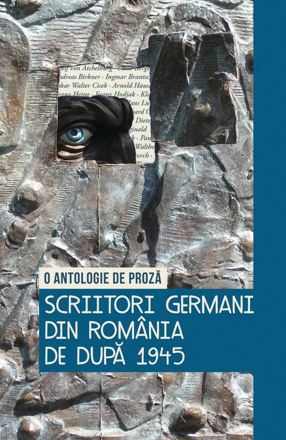 SCRIITORI GERMANI DIN ROMANIA DE DUPA 1945