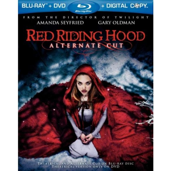 SCUFITA ROSIE (BR) - RED RIDING HOOD (BR)