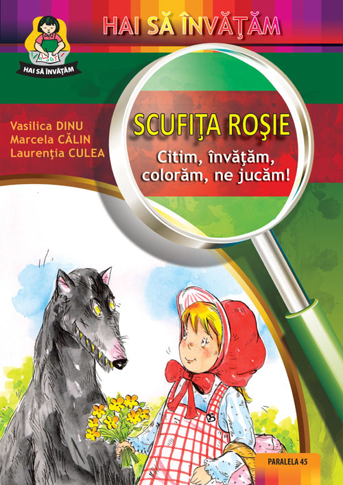 SCUFITA ROSIE: CITIM, INVATAM, COLORAM, NE JUCAM!