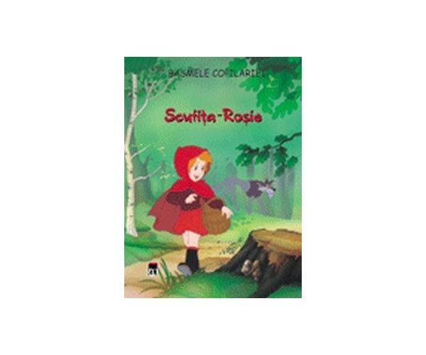 SCUFITA-ROSIE, BASMELE COPILARIEI