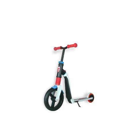 Scuter/bicicleta fara pedale,Highwayfreak,3A+,rosu/alb/albastru