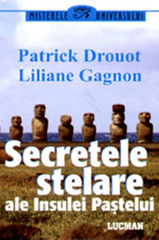Secretele stelare ale Insulei Pastelui - Patrick Drouot