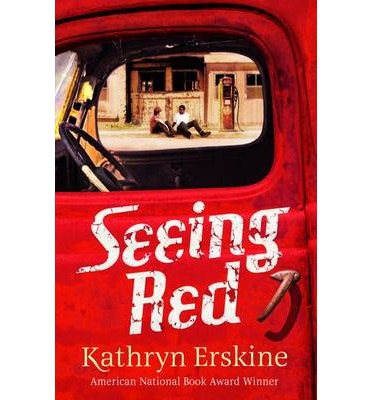 SEEING RED  COMING SOON JANUARY 2014